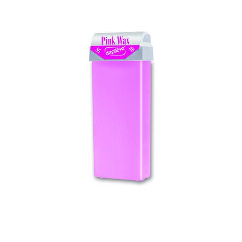 Depileve картридж стандартный с розовым воском 100 г depileve