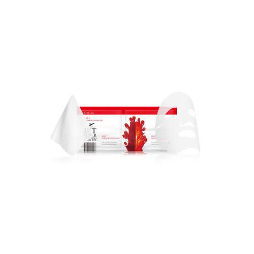 Фото - Двухкомпонентный комплекс масок со смягчающим эффектом ОЧИЩЕНИЕ И СМЯГЧЕНИЕ (Double Dare OMG, Jet) комплекс масок двухкомпонентный с антиоксидантами очищение и увлажнение double dare jet 43 г