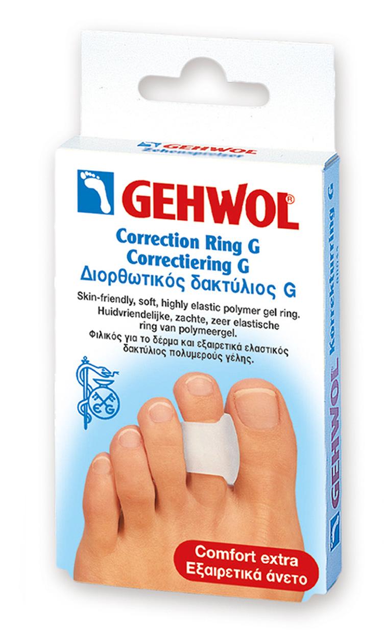 Купить Gehwol Кольцо-корректор G, 3 шт (Gehwol, Защитные средства), Германия