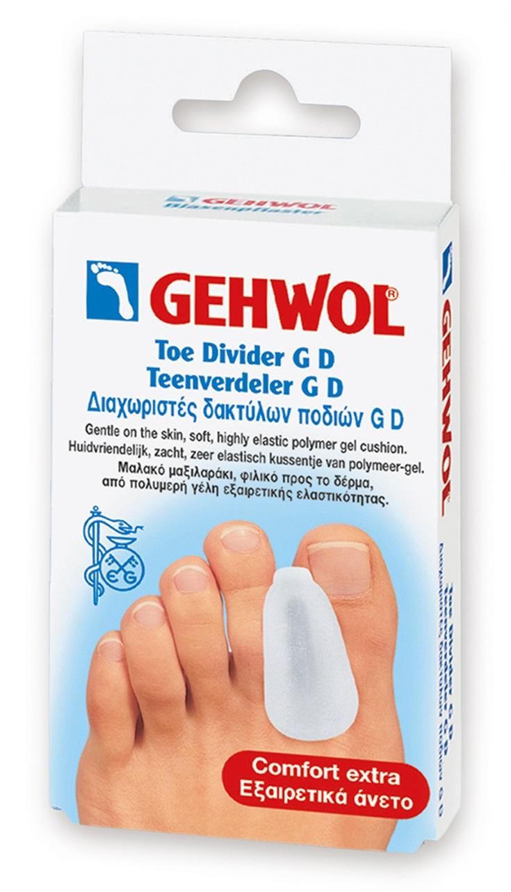 Купить Gehwol Гель-корректор GD для большого пальца, 3 шт (Gehwol, Защитные средства), Германия