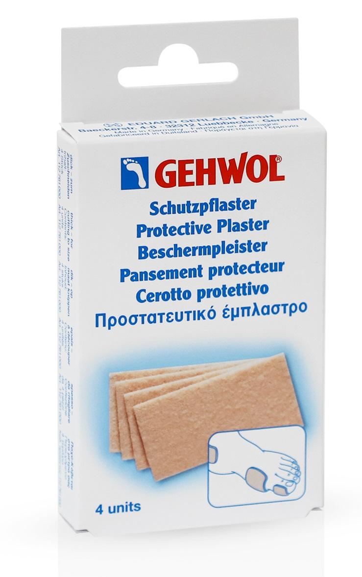 Купить Gehwol Защитный пластырь, толстый, 4 шт (Gehwol, Защитные средства), Германия