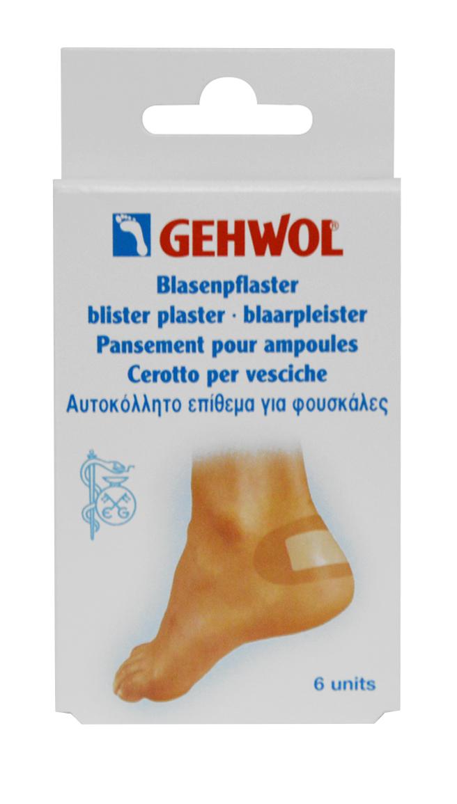 Купить Gehwol Заживляющий пластырь, 6 шт (Gehwol, Защитные средства), Германия