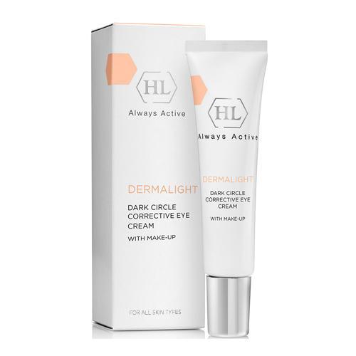Holyland Laboratories Dark Circle Corrective Eye Cream make-up Корректирующий крем с тоном 15 мл (Holyland Laboratories, Dermalight)