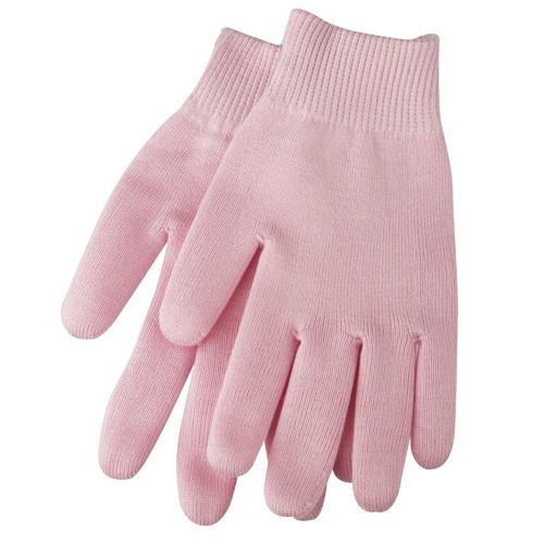 Гелевые перчатки увлажняющие с экстр. розы Beauty Style (Gezatone, Перчатки и носочки для маникюра и педикюра) блум коллекшн перчатки д маникюра махровые