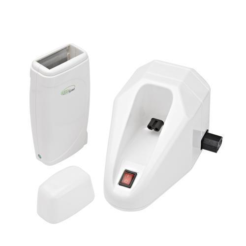 Разогреватель для воска с базой (Gezatone, Оборудования для депиляции) для эпиляции лазер оборудование