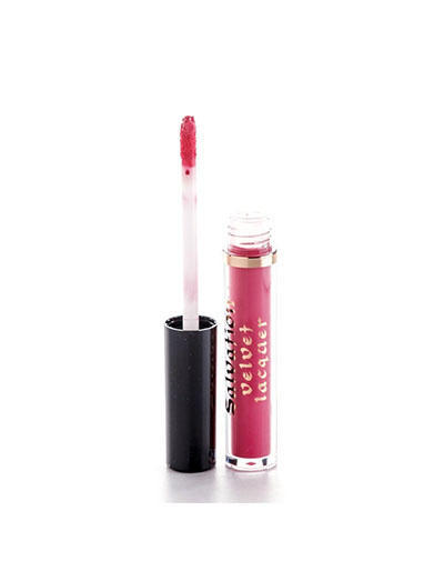Жидкая помада, тон розовый Salvation Velvet Lip Lacquer Keep crying for you, 23 мл (, Makeup revolution)