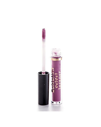 Жидкая помада, тон ягодная фукси Salvation Velvet Lip Lacquer Keep lying for you, 23 мл (, Makeup revolution)