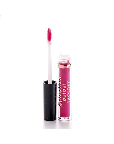 Жидкая помада, тон розовый Salvation Velvet Lip Lacquer You took my love, 23 мл (, Makeup revolution)