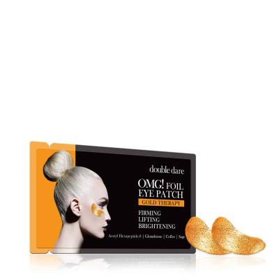 Купить Double Dare OMG Патчи для зоны вокруг глаз «Золото» 6 г (Double Dare OMG, Double Dare), США