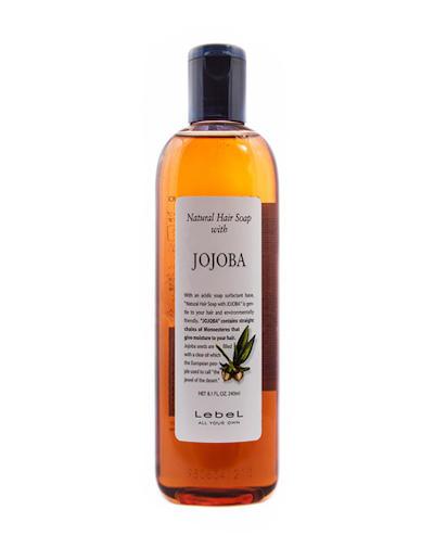 Шампунь для волос JOJOBA 240 мл (Lebel, Натуральная серия)