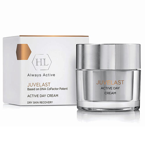 Дневной крем Juvelast Active Day Cream, 50 мл (Holyland Laboratories, Juvelast) holyland laboratories