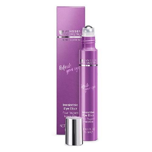 Купить Janssen Cosmetics Укрепляющий концентрат для контура глаз от морщин, отёков и тёмных кругов 15 мл (Janssen Cosmetics, Trend Edition), Германия