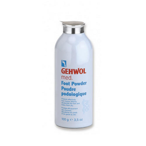 Купить Gehwol Пудра Геволь-мед 100гр (Gehwol, Gehwol med), Германия