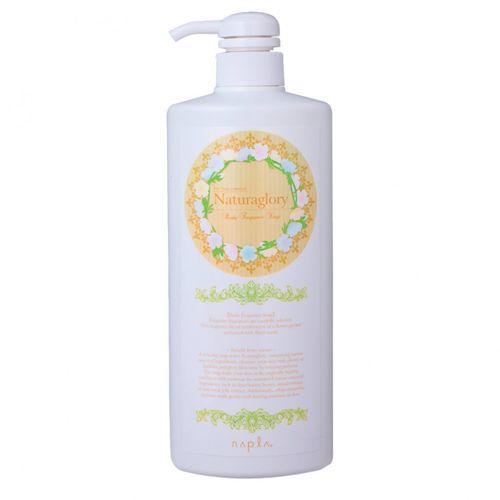 Мыло парфюмированное для тела натуральной серии 750 мл (Очищение) (Fernanda)