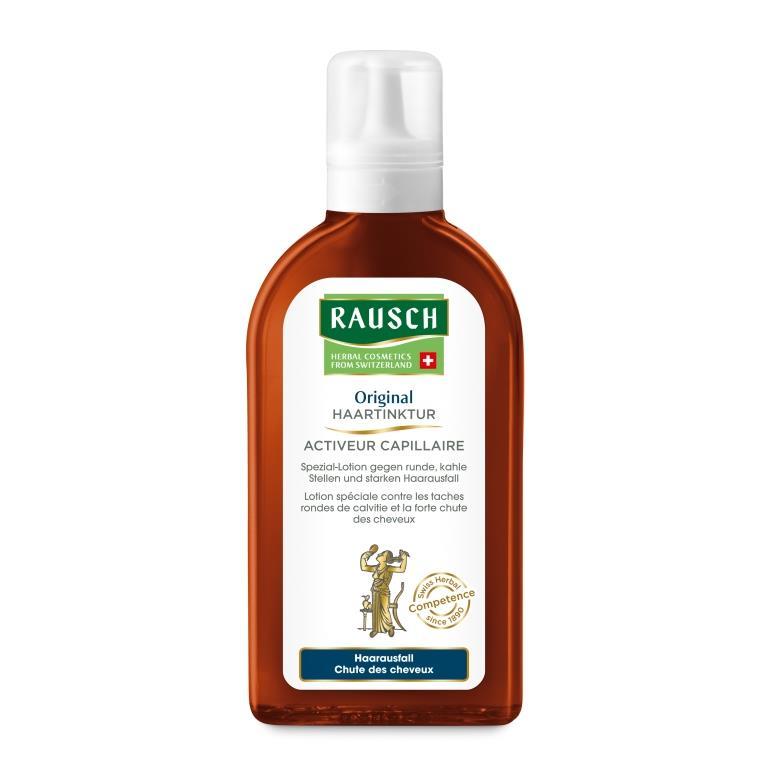 Rausch Лосьон активатор роста волос (Rausch, От выпадения волос) витамины от выпадения волос недорогие и эффективные