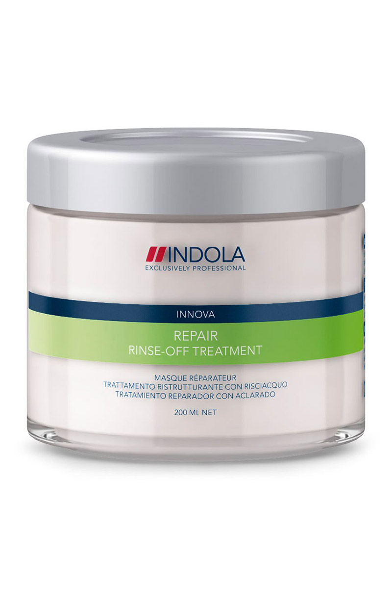 Восстанавливающая маска Repair Rinse-off Treatment 200 мл (Indola Care) от Pharmacosmetica
