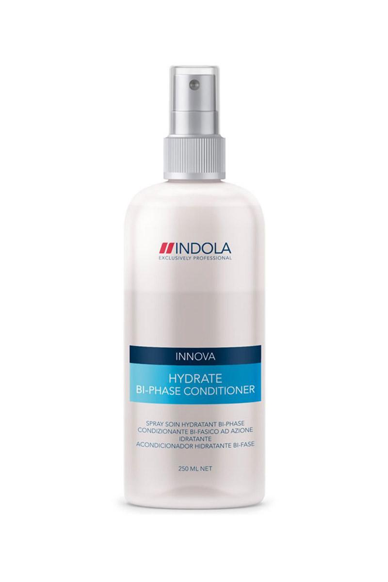 Купить со скидкой Двухфазный кондиционер для увлажнения волос Hydrate Bi-Phase Conditioner 250 мл (Indola Care)