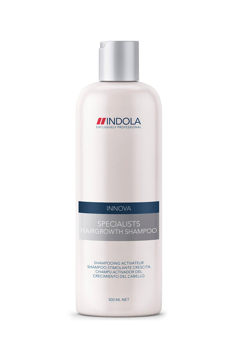 Шампунь для Выпадение волоса волос Specialists Hairgrowth Shampoo 300 мл (Indola Care) от Pharmacosmetica