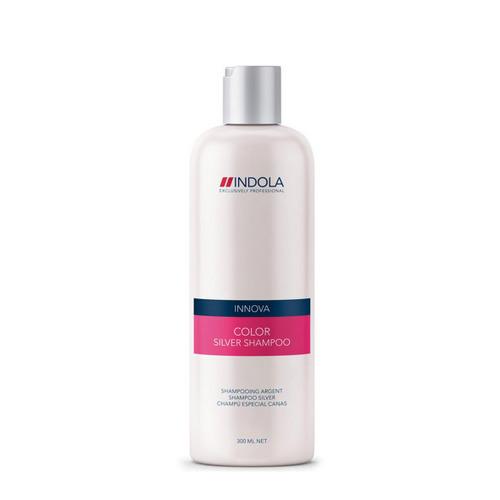 Шампунь, придающий серебристый оттенок волосам 300 мл (Indola, Indola Очищение) недорого