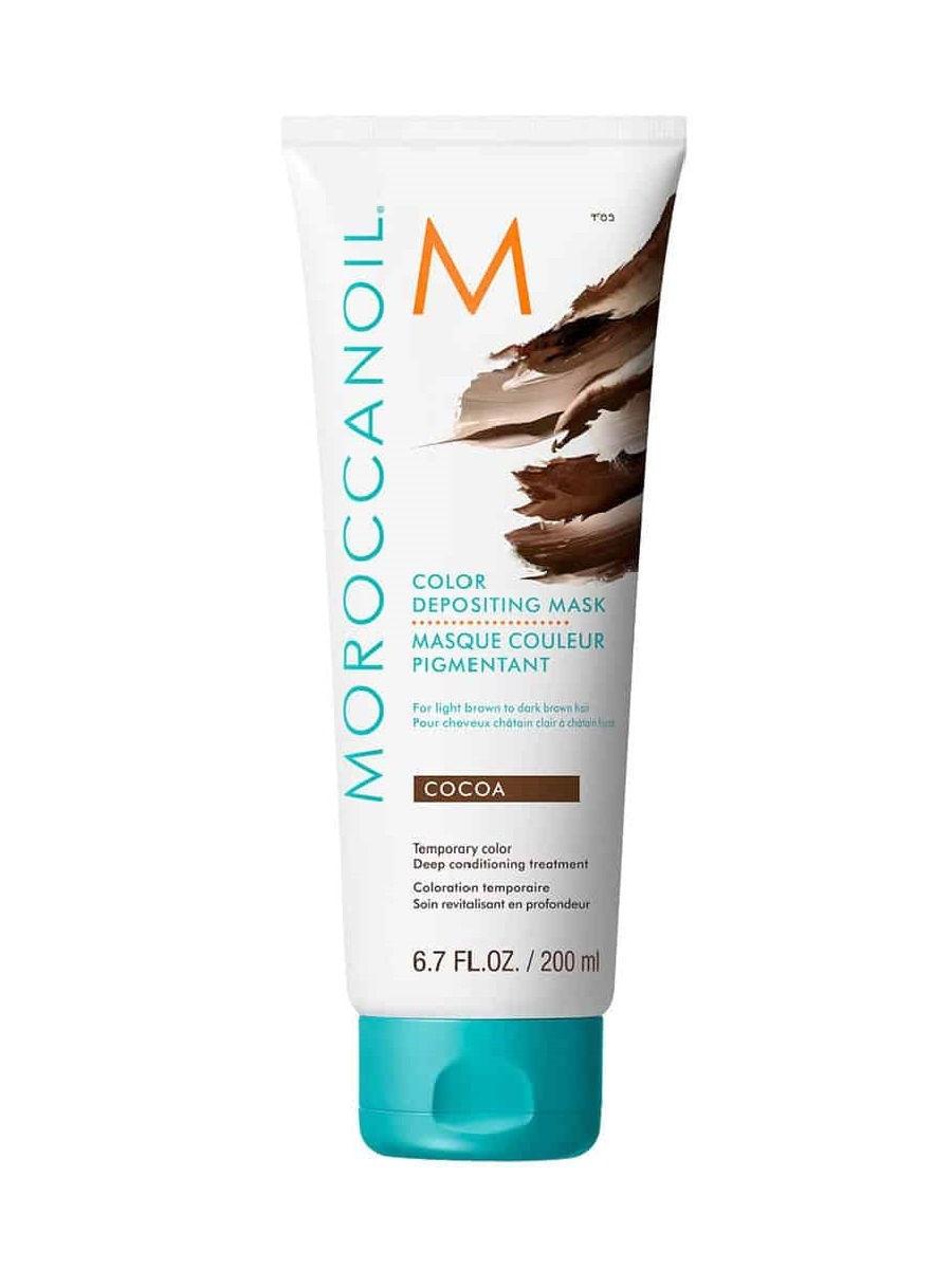 Купить Moroccanoil Тонирующая маска для волос Color Depositing Mask тон Cocoa 200 мл (Moroccanoil, Color), Израиль
