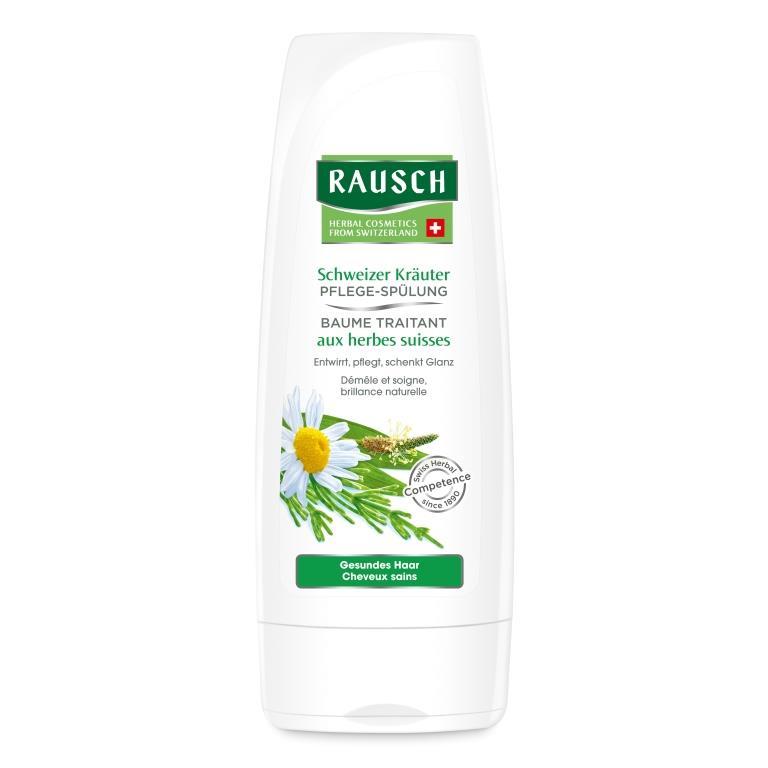 Купить Rausch Смываемый кондиционер с экстрактом швейцарских трав (Rausch, Для здоровых волос)