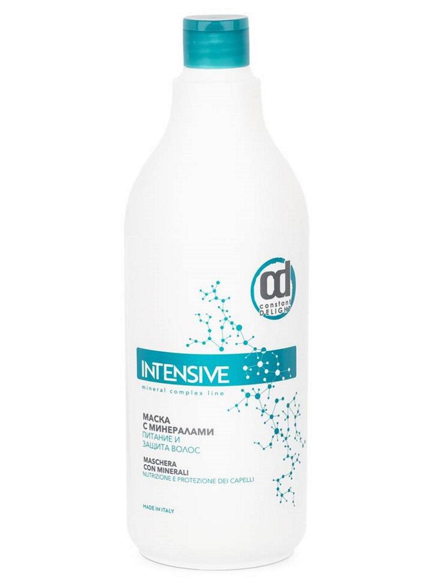 Купить Constant Delight Маска с минералами, питание и защита волос 1000 мл (Constant Delight, Intensive), Италия