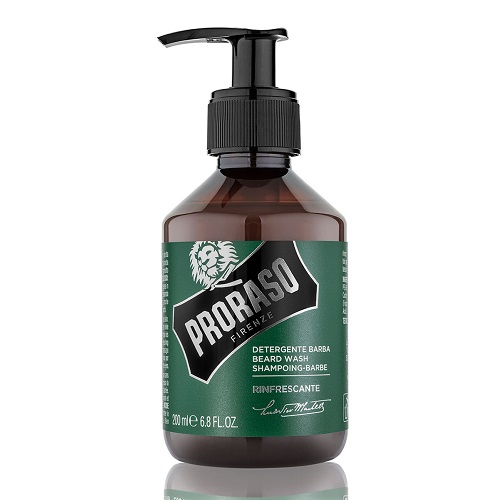 Proraso Шампунь для бороды освежающий 200 мл (Proraso, Для ухода) proraso шампунь для бороды