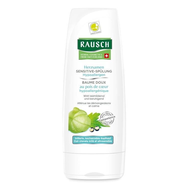 Смываемый кондиционер для чувствительной кожи головы (Rausch, Для головы)