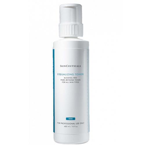 Неспиртовой тоник Equalizing Toner, 480 мл (SkinCeuticals, Для лица) skinceuticals phyto corrective