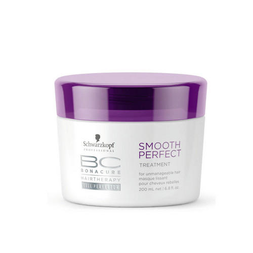 Schwarzkopf Professional BC Идеальная Гладкость Маска Smooth Perfect  Treatment 200 мл (BC Bonacure)