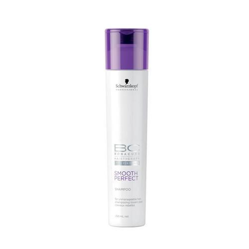 Schwarzkopf Professional BC Шампунь Идеальная Гладкость Smooth Perfect Shampoo 250 мл (BC Bonacure)
