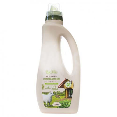 """Купить со скидкой BioMio Средство для мытья полов """"Мелисса"""", 750 мл (BioMio, Уборка)"""