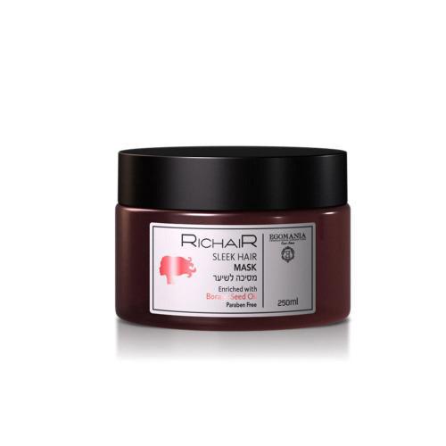 Купить Egomania Professional Маска для гладкости и блеска волос 250 мл (Egomania Professional, RicHair)