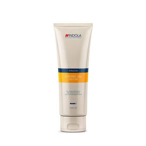 Гель для укладки волос сильной фиксации 250 мл (Indola, Indola Стайлинг) крем для создания локонов 150 мл indola indola стайлинг