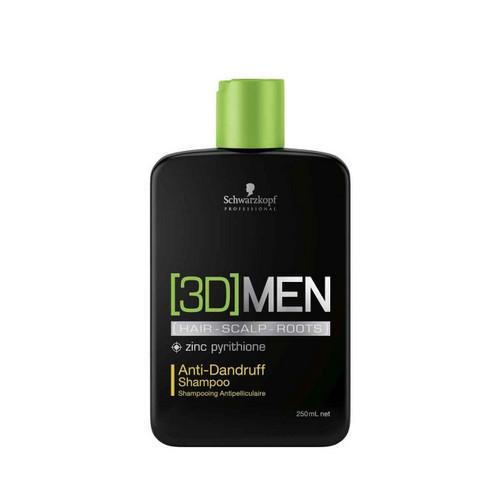 Schwarzkopf Professional [3D]MEN Шампунь активатор роста волос  Очищение Root Activator Shampoo 250 мл ([3D]MEN)
