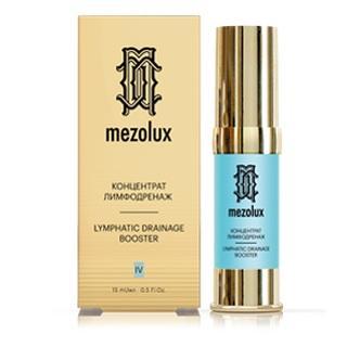 Концентратлимфодренаж, 15 мл (Mezolux, Mezolux) биоармирующий антивозрастной сывороточный концентрат 15 мл mezolux mezolux