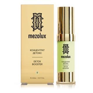 Концентратдетокс, 15 мл (Mezolux, Mezolux) биоармирующий антивозрастной сывороточный концентрат 15 мл mezolux mezolux