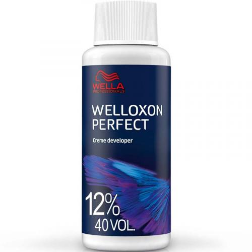 Купить Wella Professionals Окислитель Welloxon Perfect 40V 12, 0%, 60 мл (Wella Professionals, Окрашивание), Германия