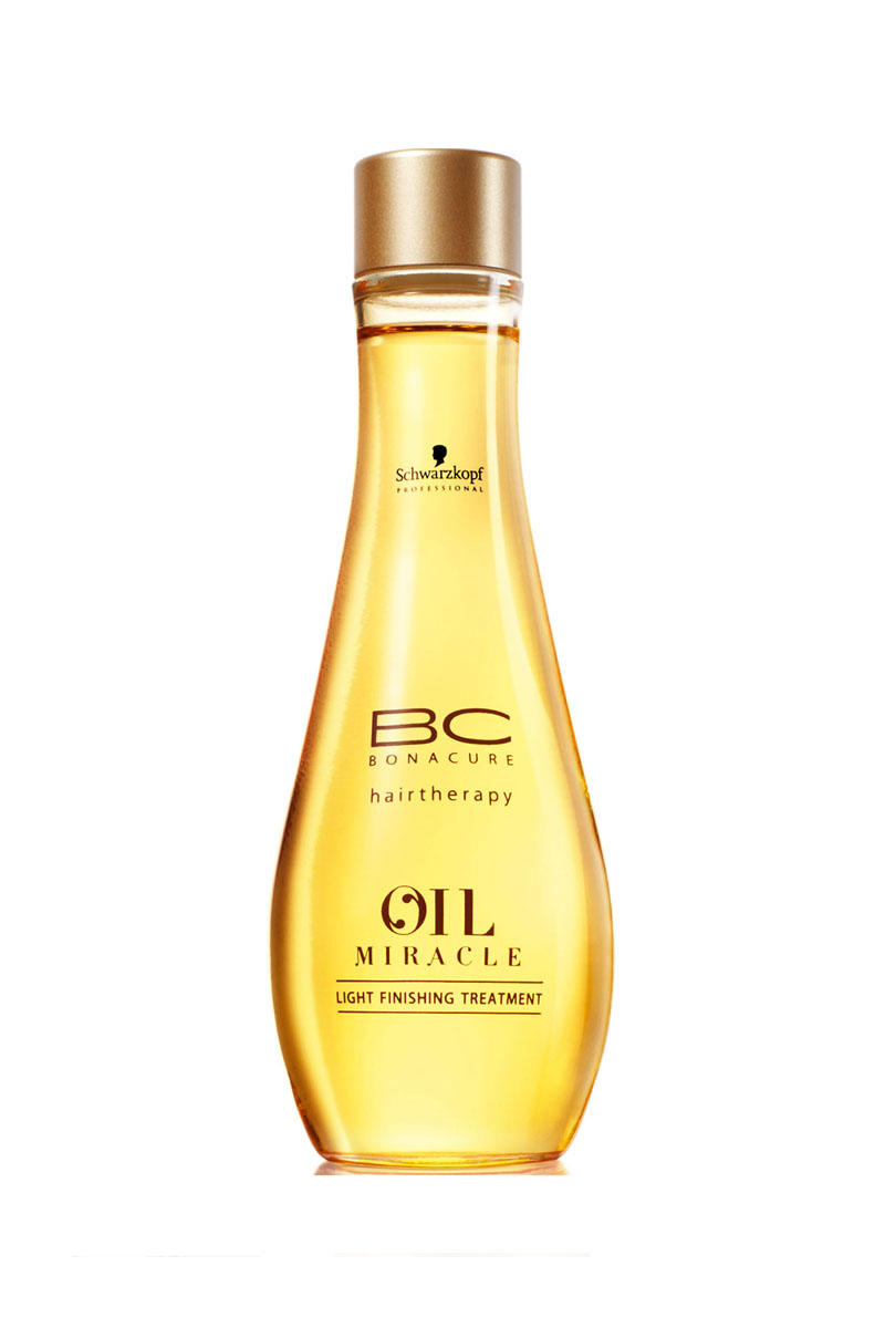 BC Масло для тонких и нормальных волос Oil Miracle light treatment 100 мл (BC Bonacure) (Schwarzkopf Professional)