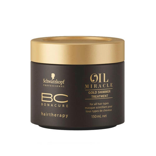 BC  ����� ������� ������ � ��������� ������ Oil Miracle Gold Shimmer Treatment  150 �� (BC Bonacure) (Schwarzkopf Professional)