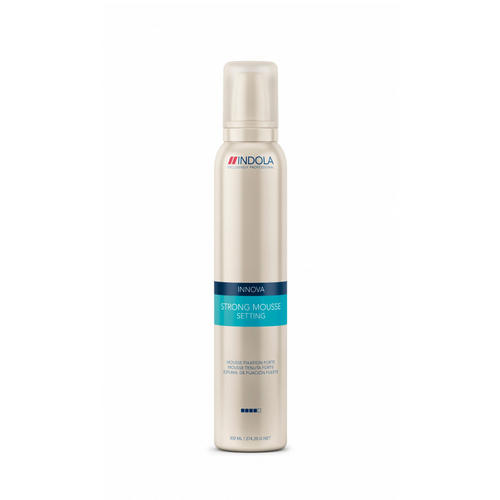 Мусс для волос сильной фиксации 300 мл (Indola, Indola Стайлинг) клей для волос soft clay 85мл indola indola стайлинг