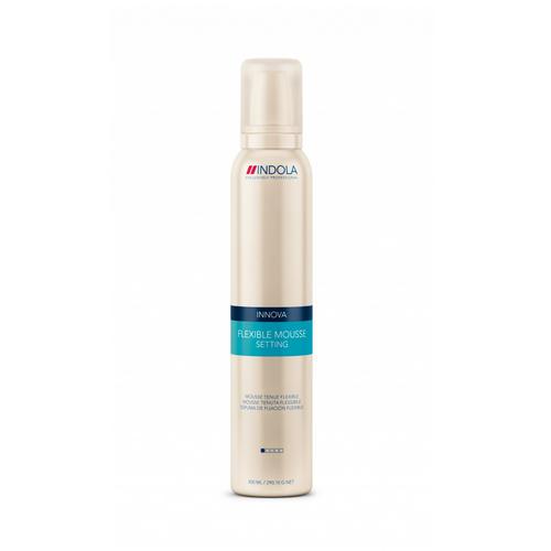 Мусс для волос мягкой фиксации 300 мл (Indola, Indola Стайлинг) защитный термоспрей 300 мл indola indola стайлинг