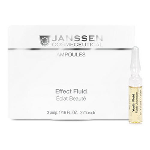 Janssen Ревитализирующая сыворотка в ампулах 7х2мл (Ампульные концентраты)