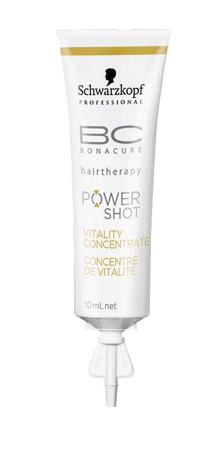 Schwarzkopf Professional BC Энергетический концентрат Excellium Concentrate Power Shot 12х10 мл (BC Bonacure)