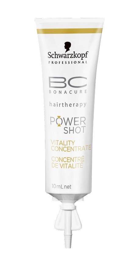 BC Энергетический концентрат Excellium Concentrate Power Shot 12х10 мл (BC Bonacure) (Schwarzkopf Professional)