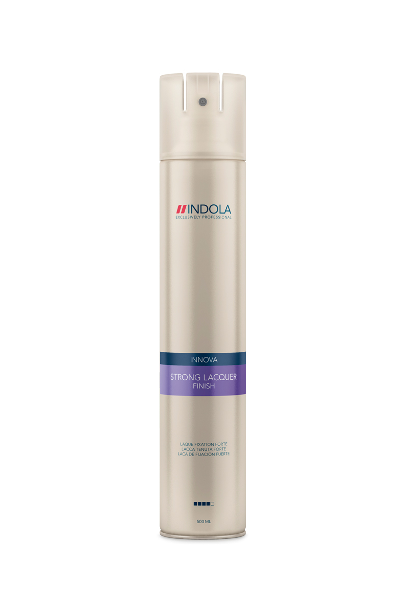 Indola alterna лак сильной фиксации caviar anti aging extra hold hair spray 400ml