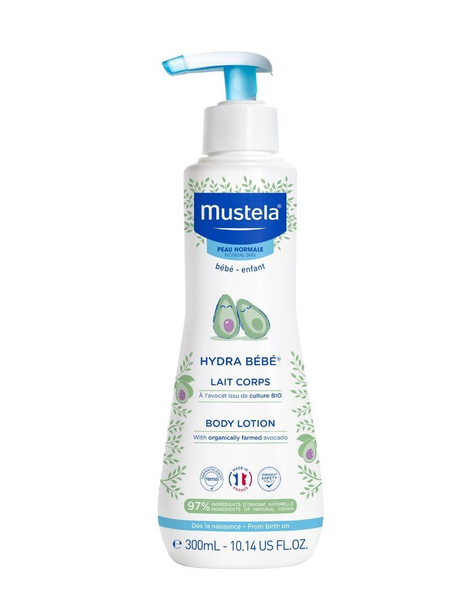 Купить Mustela Молочко для тела «Hydra-Bebe» 300 мл (Mustela, Bebe - защита кожи), Франция