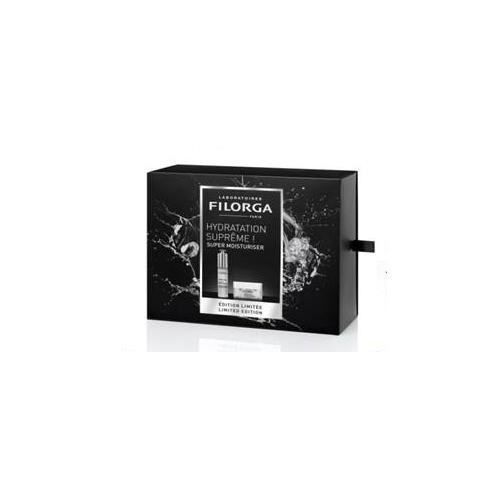 Набор Гидрагиал Сывороткаконцентрат 30 мл ГидраФиллер крем для лица 15 (Filorga, HydraHyal)