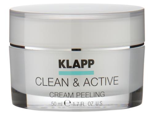 заказать Klapp Крем-пилинг, 50 мл (Clean & active)