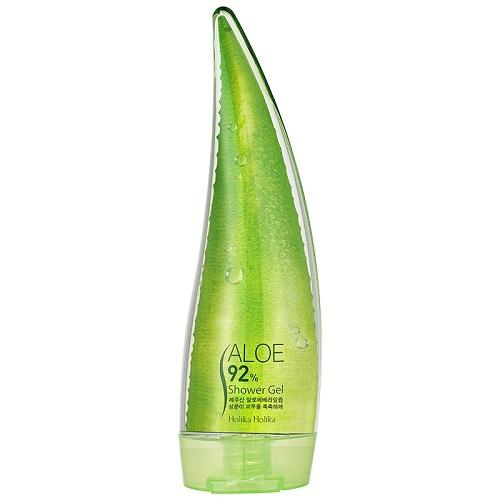 Гель для душа c экстрактом сока алоэ вера 250 мл (Holika Holika, Aloe) holika holika aloe 92 shower gel ad гель для душа c экстрактом сока алоэ 250 мл